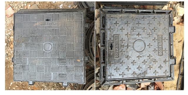 球墨铸铁方井盖