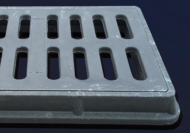 复合树脂雨水篦子规格尺寸/价格10